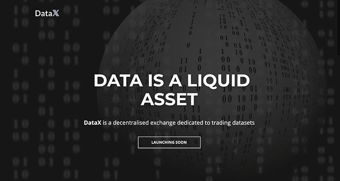 datax-landing-page