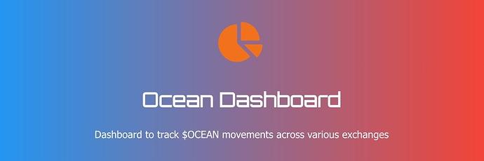 Ocean Dashboard